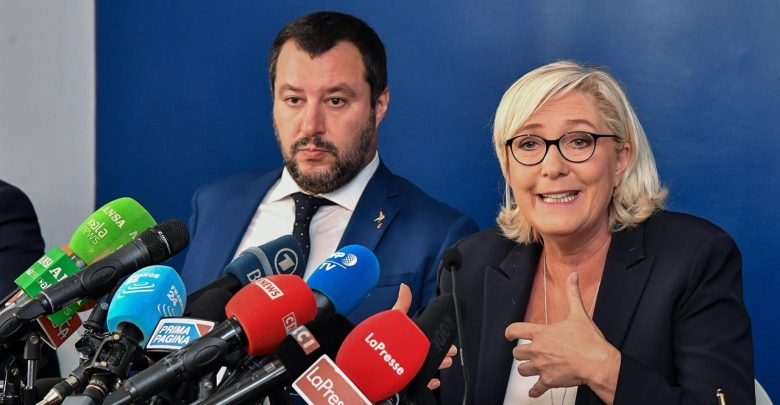 "Photo of Ue, una sfilza di ""no"" al gruppo sovranista Salvini-Le Pen"