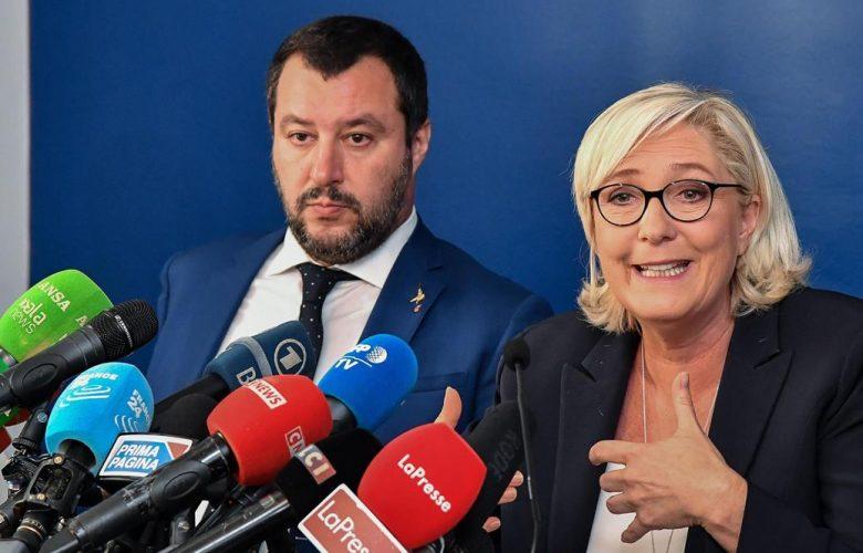 Salvini-Le Pen