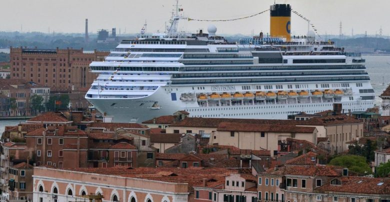 Photo of Venezia e le grandi navi: tutto fermo al progetto Clini