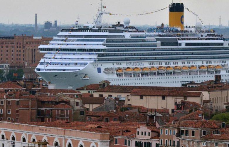 Venezia e le grandi navi: tutto fermo al progetto Clini