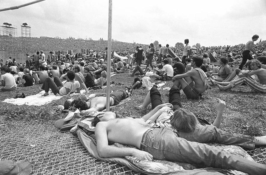 Woodstock Baron Wolman