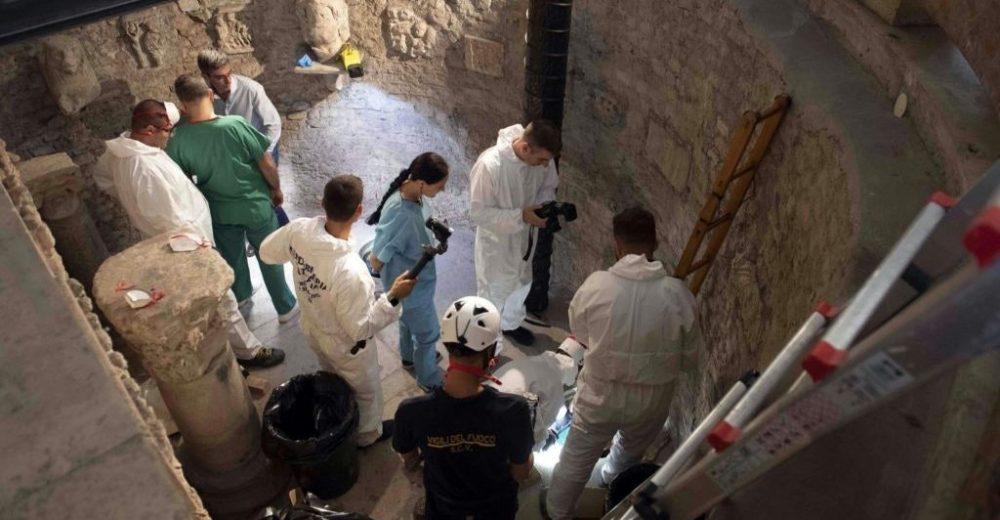 Caso Orlandi, nelle botole del Cimitero Teutonico rinvenute migliaia di ossa