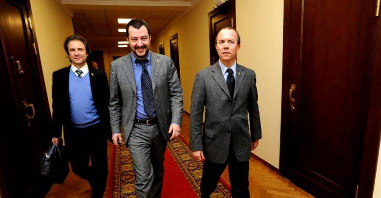 Photo of Finanziamenti russi alla Lega, spunta il terzo italiano all'hotel Metropol con Savoini