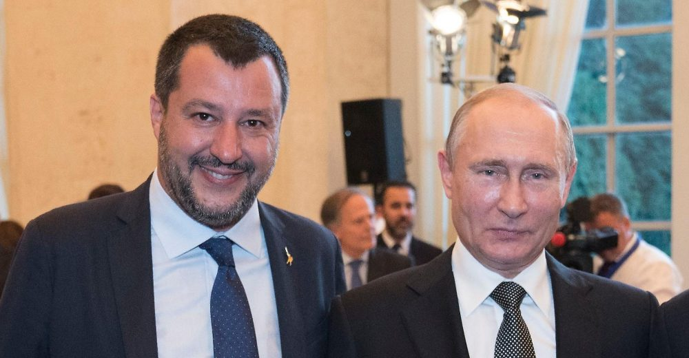 Finanziamenti russi alla Lega, spunta un audio della trattativa