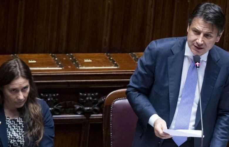 Lega-Russia, Conte al Senato: «Savoini invitato dal Viminale»