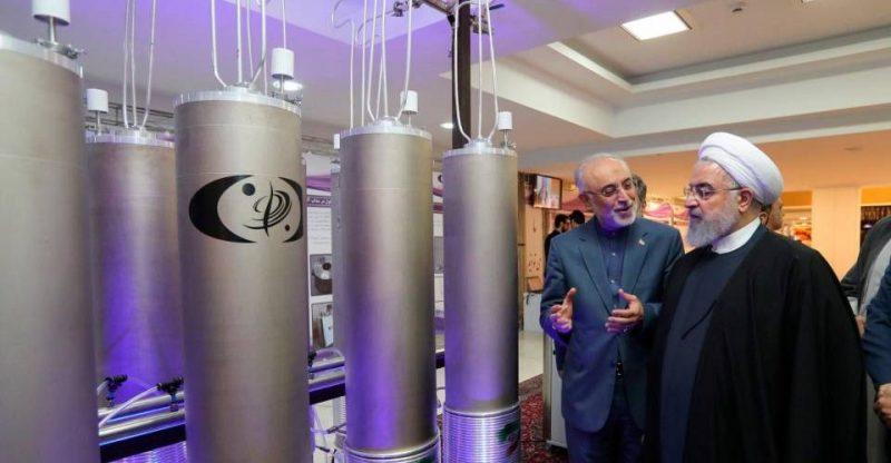 L'Iran aumenta l'arricchimento dell'uranio al 5%