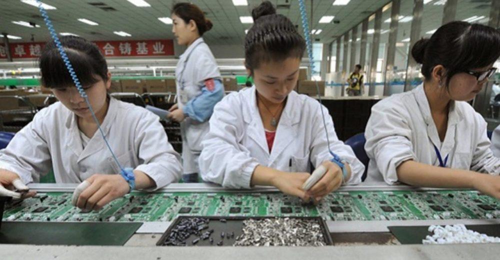 L'economia cinese cresce e le aziende superano quelle americane