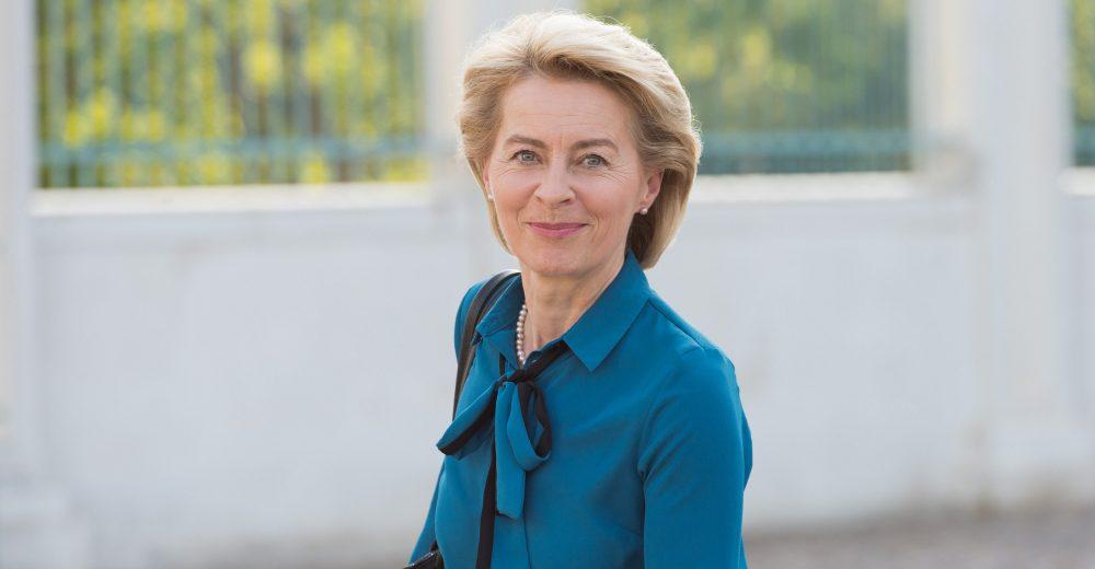 L'elezione di von der Leyen alla Commissione europea non è scontata