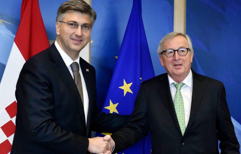 La Croazia ha avviato la procedura per entrare nell'euro