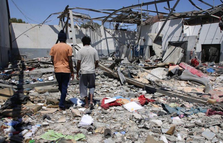 Libia, il governo Serraj valuta il rilascio di tutti i migranti detenuti