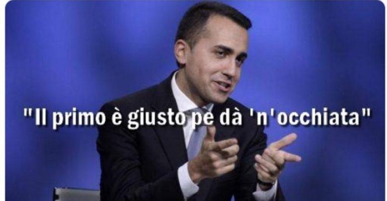 Photo of Mandato zero, la proposta di Di Maio scatena l'ironia dei social