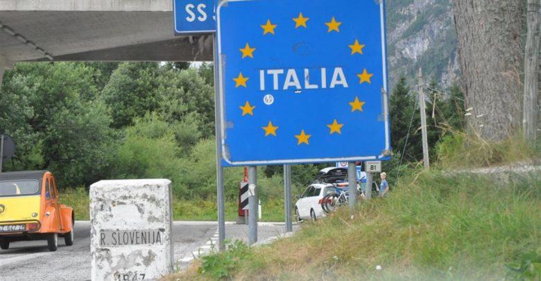 Photo of Migranti, dopo i porti chiusi Salvini pensa a un muro tra Italia e Slovenia