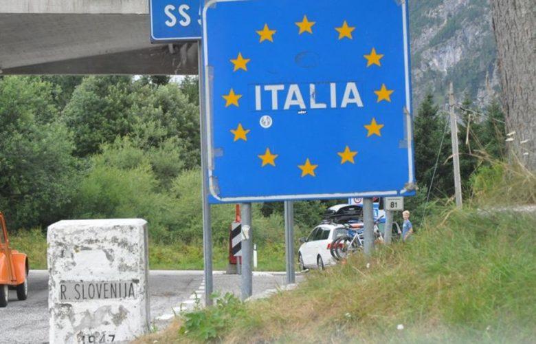 Migranti, dopo i porti chiusi Salvini pensa a un muro tra Italia e Slovenia