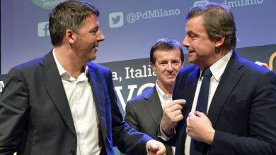 Pd Renzi Calenda