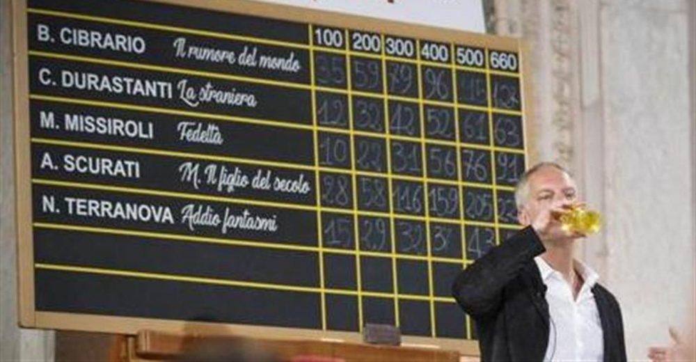 Premio Strega Antonio Scurati