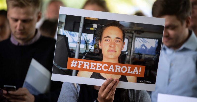 Photo of Sea Watch, Carola Rackete è libera. Salvini: «Pronti a rispedirla in Germania»