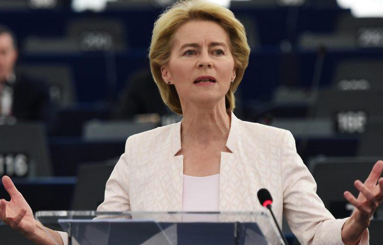 Ursula von der Leyen è la nuova presidente della Commissione Ue