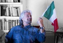 Beppe grillo torna in campo: «Bisogna salvare l'Italia dai nuovi barbari»
