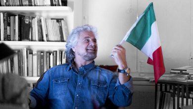 Photo of Beppe grillo torna in campo: «Bisogna salvare l'Italia dai nuovi barbari»