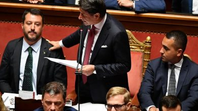 Photo of Conte in Senato: «Il governo finisce qui ed è colpa di Salvini»