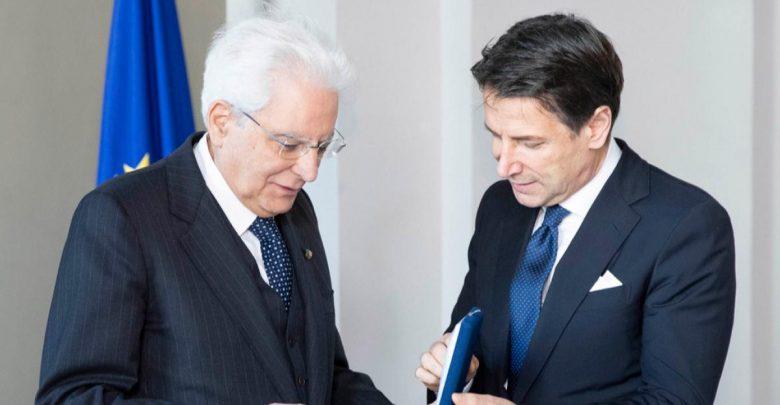 Photo of Conte riceve l'incarico da Mattarella: «Non sarà governo contro, ma per il bene del Paese»
