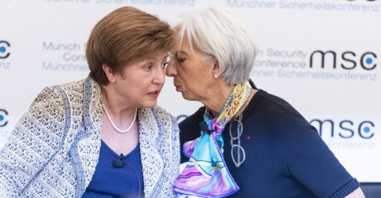 Photo of Fmi, per il dopo Lagarde la Ue indica la bulgara Georgieva