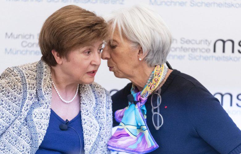 Fmi, per il dopo Lagarde la Ue indica la bulgara Georgieva