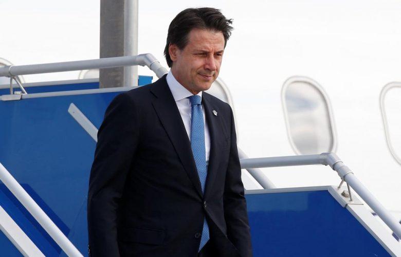 Governo, Conte al G7: «La stagione politica con la Lega è chiusa»