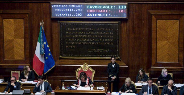 Photo of Il governo si spacca sulla Tav: no del Senato alla mozione del M5s