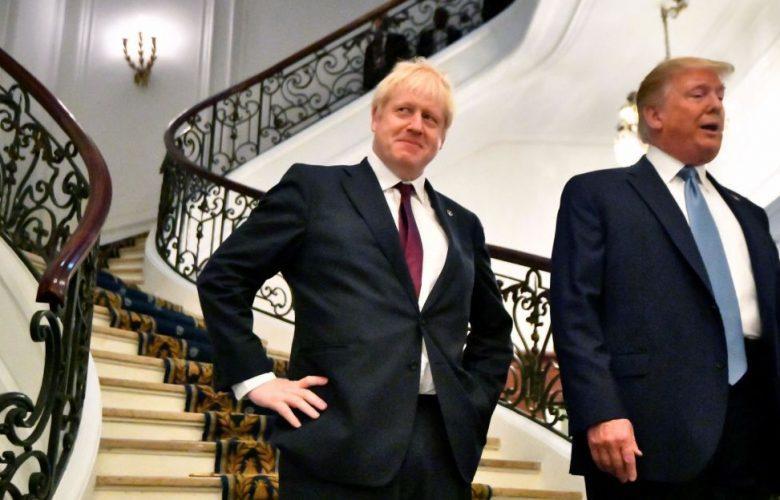 Johnson e Trump pensano a un nuovo patto commerciale per il dopo Brexit