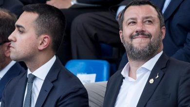 Photo of Salvini propone il maxi-rimpasto. Di Maio: «Ora è pentito, ma la frittata è fatta. Buona fortuna!»