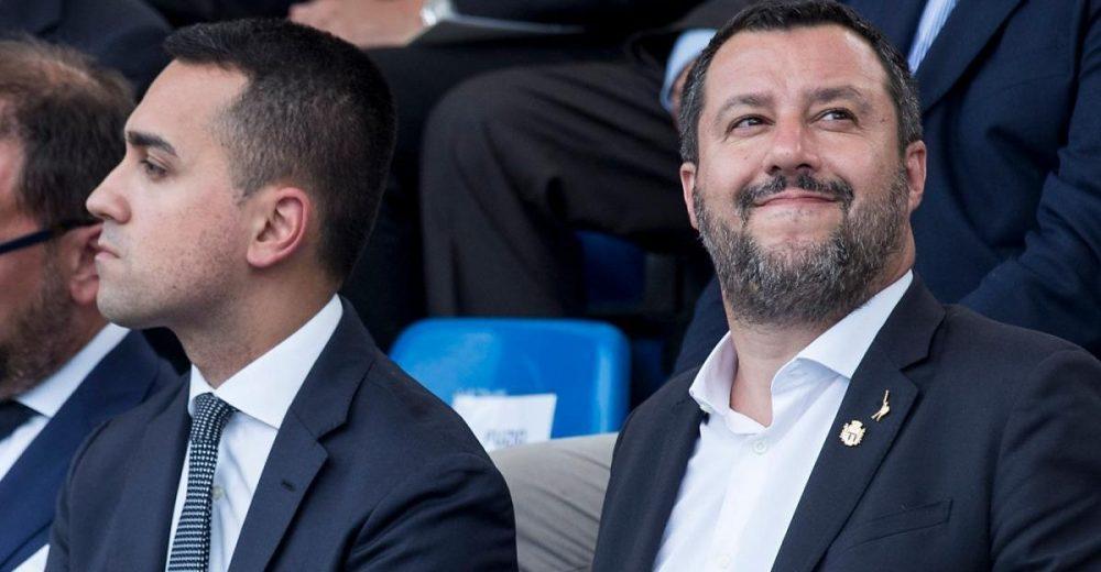 Salvini propone il maxi-rimpasto. Di Maio: «Ora è pentito, ma la frittata è fatta. Buona fortuna!»