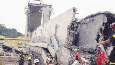 Photo of Ponte Morandi, i periti: «Gli ultimi interventi efficaci risalgono a 25 anni fa»