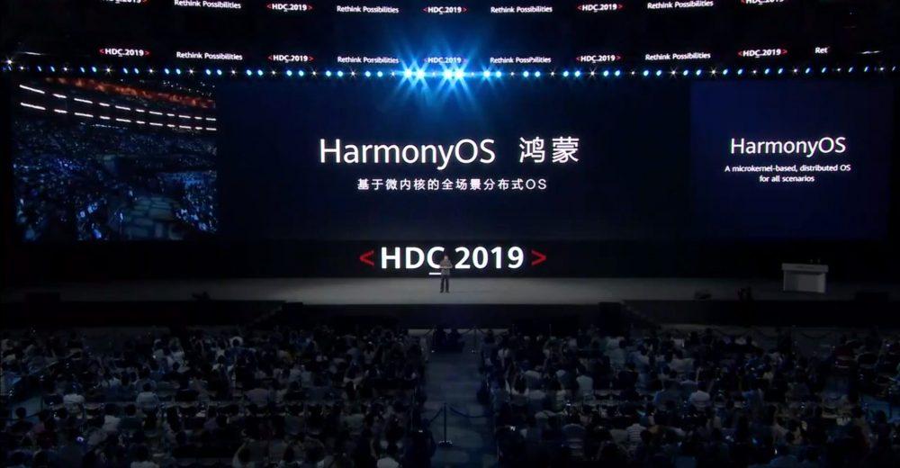 Usa-Cina, Huawei lancia il suo sistema operativo HarmonyOS e sfida Android