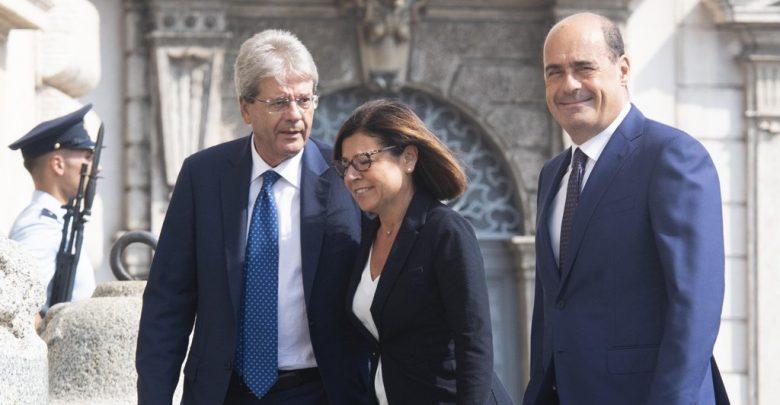 Zingaretti al Quirinale ufficializza il sì al Conte-bis: «Ora al lavoro per un governo di svolta»