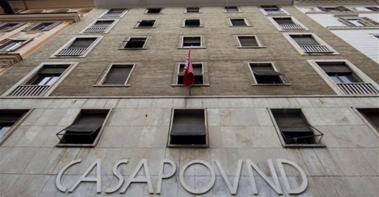 Casapound oscurata sui social, chiuse pagine e profili Facebook e Instagram