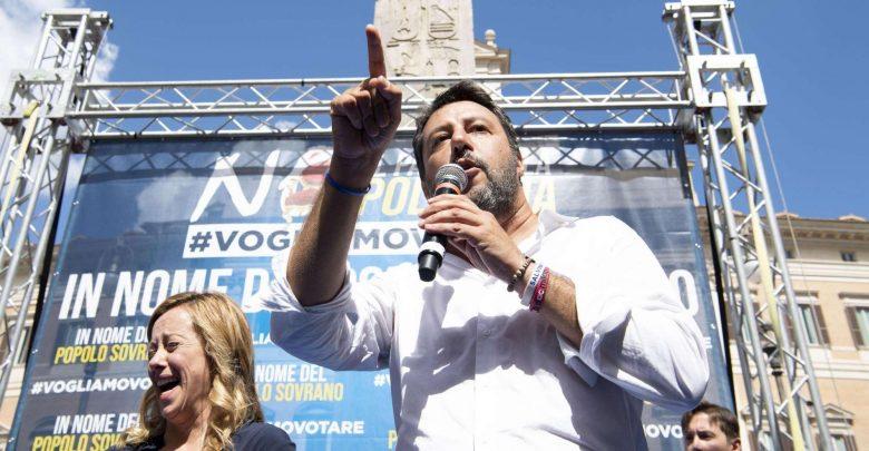 Photo of Dal Papeete alla piazza: la parabola di Matteo Salvini