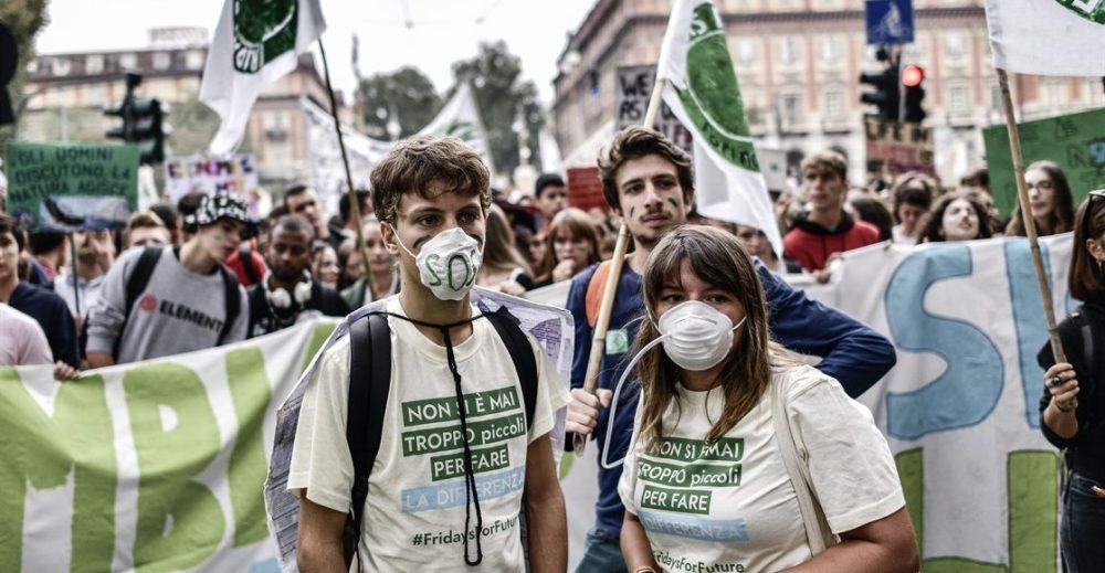 Fridays for future, studenti in piazza in 180 città italiane