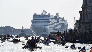 Photo of Grandi Navi a Venezia, Franceschini: «Stop entro la fine del mio mandato»