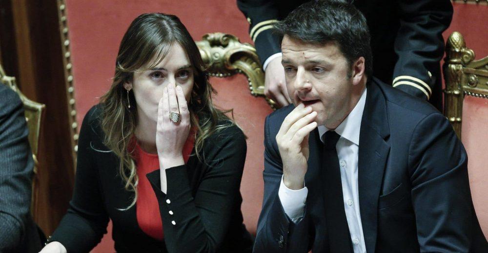 Italia Viva, chi va con Renzi e chi resta nel Pd