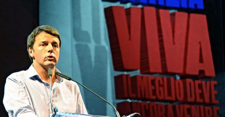 Photo of Italia Viva di Renzi è al 4,4%