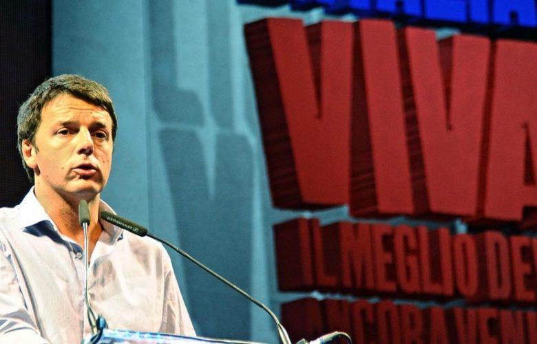 Italia Viva di Renzi è al 4,4%