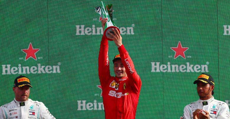 Photo of La Ferrari trionfa a Monza dopo nove anni con Leclerc