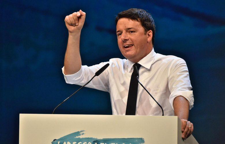 La scissione di Renzi agita il Pd