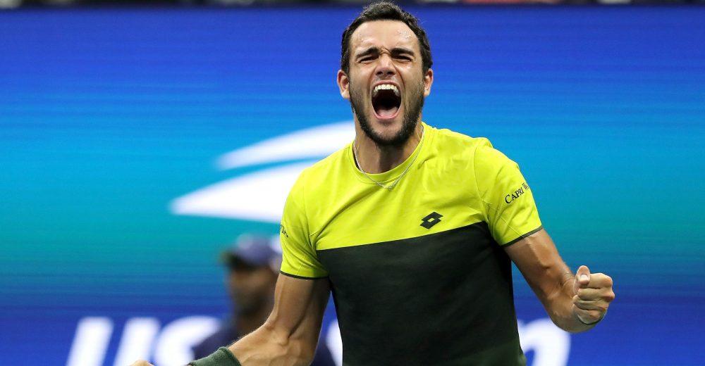 Chi è Matteo Berrettini, in semifinale agli US Open contro Nadal