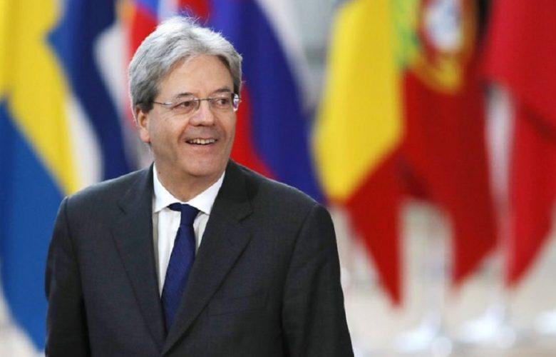 Paolo Gentiloni è il candidato italiano alla Commissione Ue