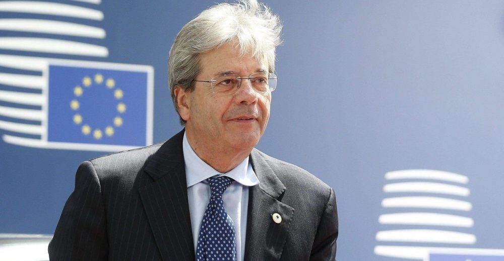 Paolo Gentiloni sarà il nuovo commissario Ue agli Affari economici