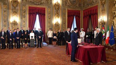 Photo of Parte il Conte-bis, i ministri hanno giurato al Quirinale