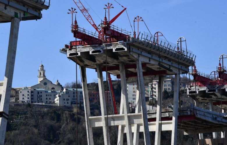 Ponte Morandi, arresti e interdittive per falsi report su altri viadotti