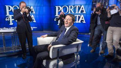 """Photo of Renzi riparte da """"Italia viva"""": «È la nostra nuova sfida»"""